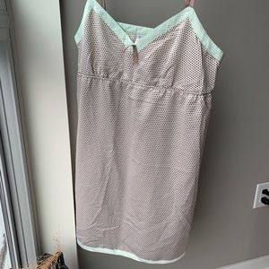 Gillian & O'Malley sleep camisole gown size L